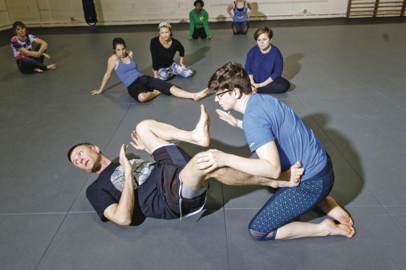 Empowerment Self-Defense' Programs Make Women Safer  Why Don
